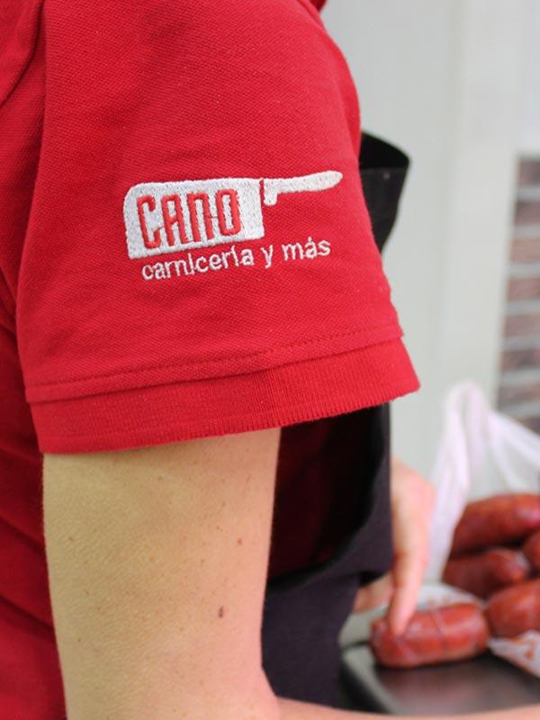 RosikaBello | Logosímbolo Carnicería Cano