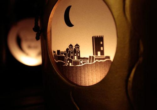 RosikaBello | Detalle de lámpara Aledo