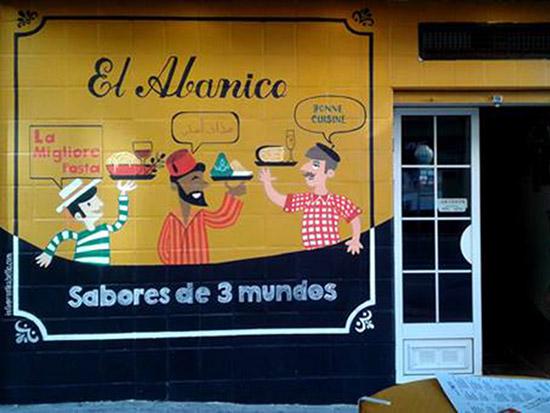 RosikaBello | Restaurante El Abanico